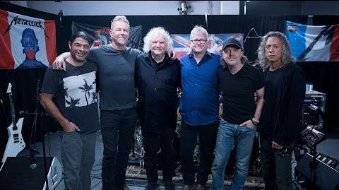 It's Electric Lars x Metallica Revisit Master of Puppets