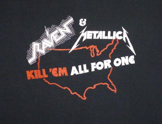 Kill 'Em All for One Tour