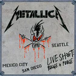 Live Shit: Binge & Purge (live album)