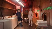 Dethsub laundry room