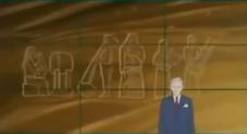 Romanian Artifact resembling dethklok that warns of a catastrophe similar to that of Armageddon.PNG