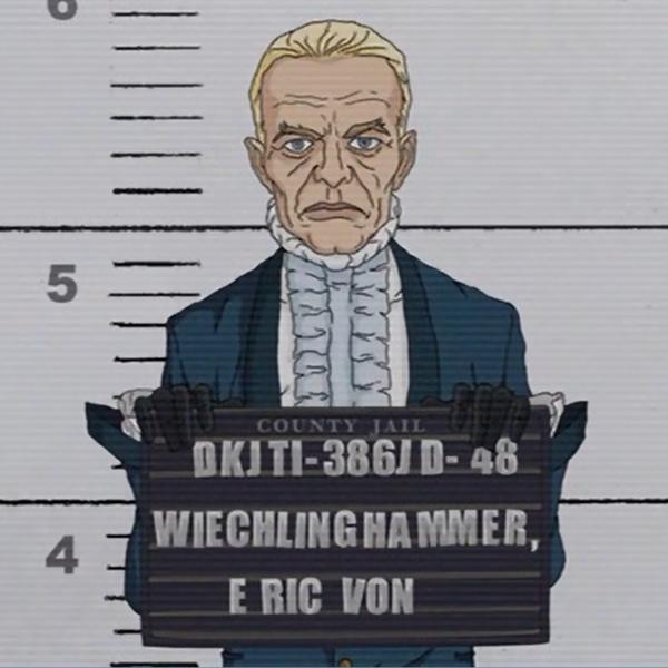 Eric von Wiechlinghammer