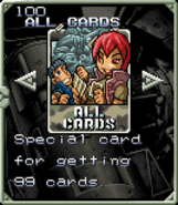 Card 100 MSAdvance