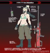 Rebellion Dragunov (Concept)