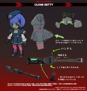 Clone Betty (Concept)