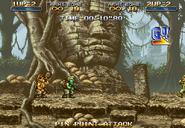 Combat School Two Player MS1