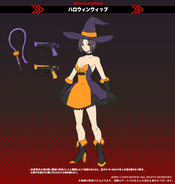 Halloween Whip (Concept)