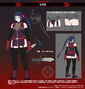 Shizuka (Concept)