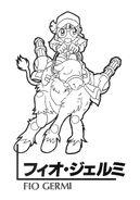 Fio & Camel Slug Artwork