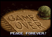 Game Over - Peace Forever