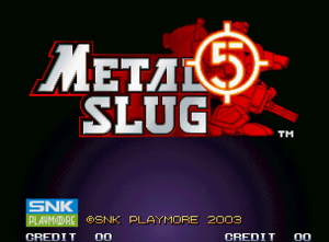 Metal Slug 5 Logo.png