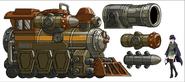 MSA 808Z Train Concept B