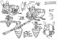 MSA Frog Mecha Concept