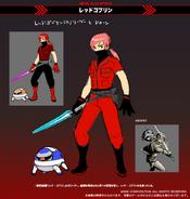 Red Goblin (Concept)