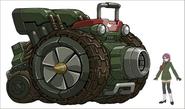 MSA Marinesk Concept B