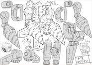 MSA Towa Rebellion Mech Concept B
