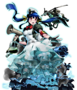 MS-Alice ghost MSA illust