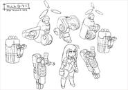 MSA Armed Tiltrotor Concept B