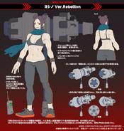 Rebellion Yoshino (Concept)