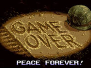 Game Over - Peace Forever (X)