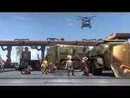 Metal Slug Code- J - Opening Movie Animation (MS- Awakening)
