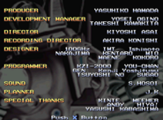 Another Mission Secret Credits
