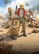 Army Men Strike x Metal Slug 3 main