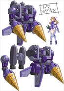 MSA Towa Rebellion Mech Concept A