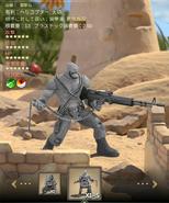 Army Men Strike x Metal Slug 3 Allen