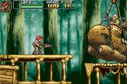 Metal Slug Advance ingame 5