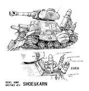 Shoe & Karn Artwork