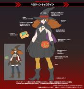 Halloween Caroline (Concept)