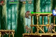 Metal Slug Advance ingame 6