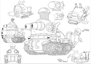 MSA Nantes Tank Concept
