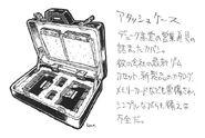 Parker's Suitcase Artwork