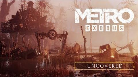 CuBaN VeRcEttI/Metro Exodus hace una mirada retrospectiva a la saga