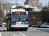 List of bus routes in Manhattan