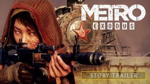 Metro Exodus - Story Trailer ES