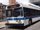 MTA Regional Bus Roster