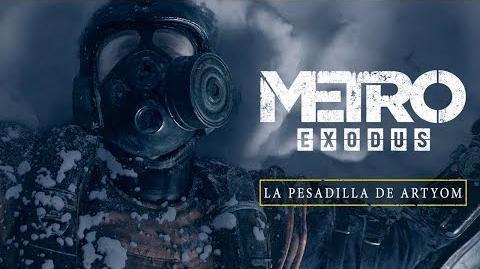 Metro Exodus - La Pesadilla de Artyom ES