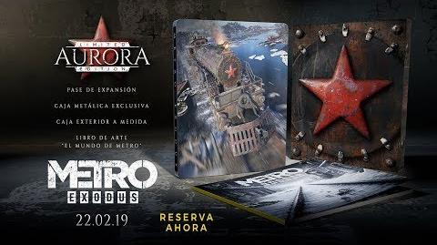Metro Exodus - Reserva Ahora ES
