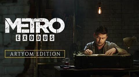 Metro Exodus - Artyom Edition ES