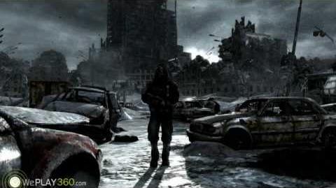 Metro 2033 - Trailer Definitivo (Spanish version)