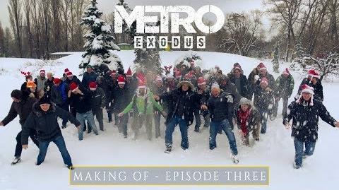 CuBaN VeRcEttI/Metro Exodus finaliza su Así se hizo además de mostrarnos sus armas especiales