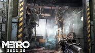 Metro Exodus - Chapter 5 - Yamantau - 4K - No Commentary