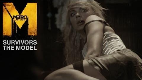 Metro Last Light - Survivors - The Model Trailer (Official U.S