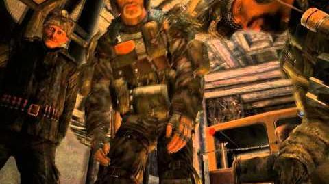 Dark Star (Metro 2033 Level)/Walkthrough