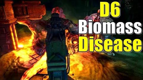 The Biomass Creature in Metro 2033 Redux Crane, Proposed Infection, Lore, and Morphology
