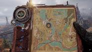 Exodus - mapa
