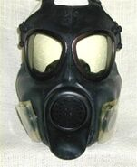 Maska Przeciwgazowa M10 (Czarna)